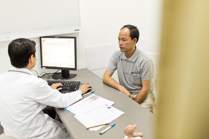 Gastroenterology & Hepatology - FV Hospital