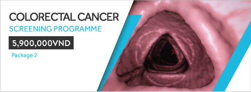 Colorectal cancer screening programme (optical colonoscopy)