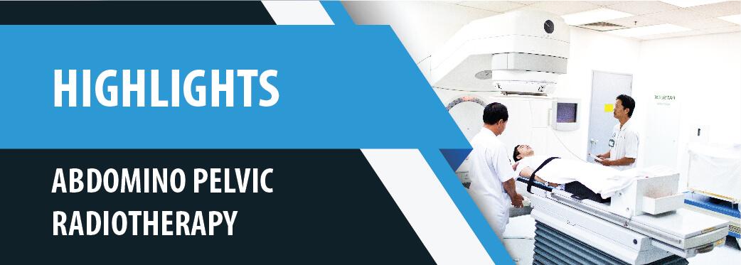 Abdomino Pelvic Radiotherapy