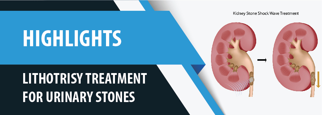 Lithotripsy Treatment For Urinary Stones