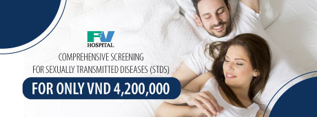 Comprehensive screening for sexually transmitted diseases (STDs) at FV