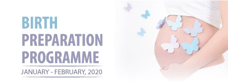 Birth Preparation Programme – January – February 2020