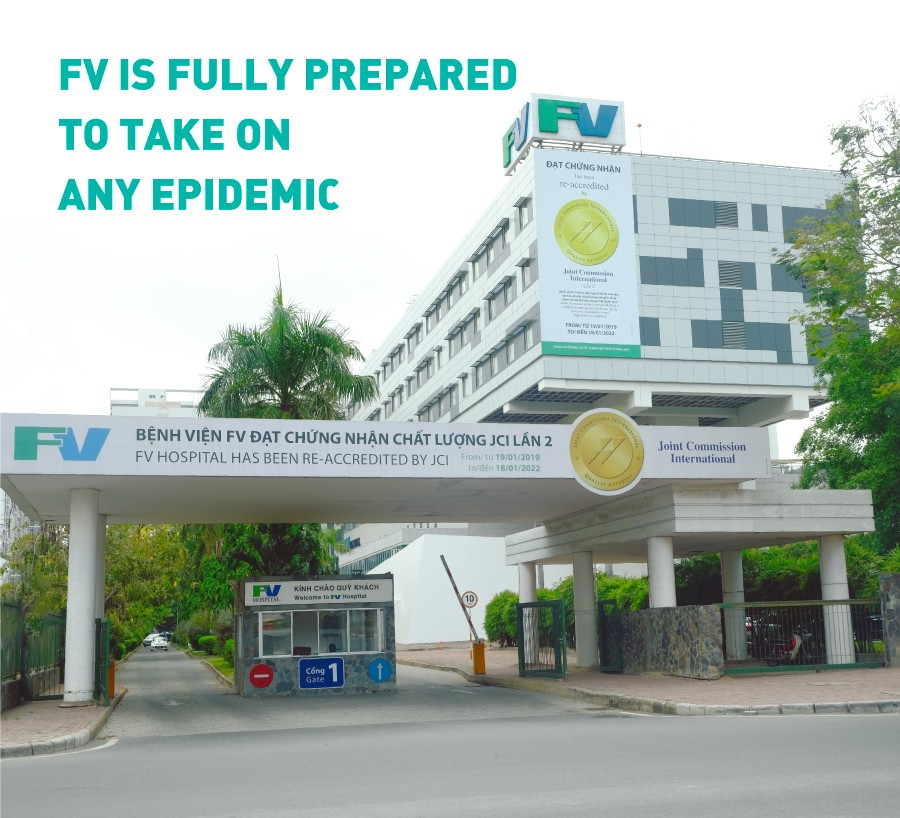 FV is fully prepared to take on any Epidemic