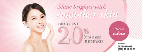 20% Discount at FV Skin & Laser Clinic