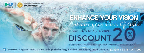 LASIK 20 from 18-May to 31-Aug-2020