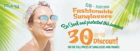 30% Discount at FV Optics – 2020
