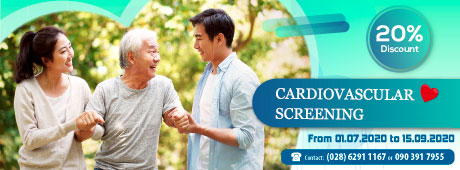 20% Discount on Cardiovascular screening at FV