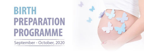 Birth Preparation Programme – September – October 2020