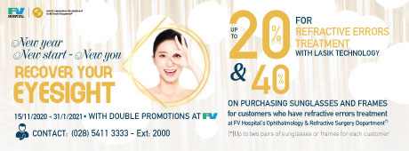 lasik promotion discount 20 to 40% – 2020
