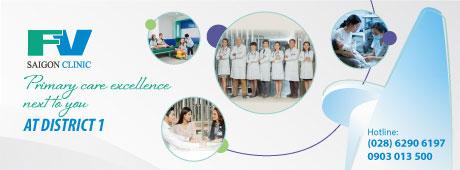 FV Saigon Clinic Page