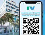Thông báo: Thực hiện khai báo Thông tin Y Tế tại Bệnh viện FV...
