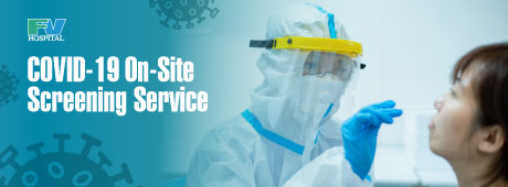 COVID-19 On-Site Screening Services