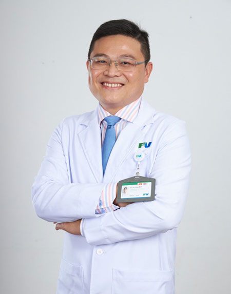 Dr Vo Cong Minh