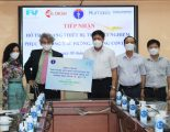 FV Hospital donates Equipment and Machinery Valuing 1 Billion VND to t...
