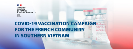 COVID-19 Vaccination Campaign for the French Community in Southern Vietnam