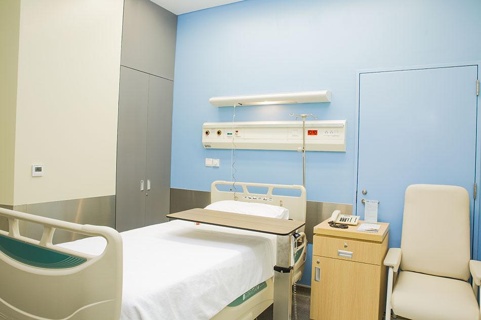 Toàn bộ hệ thống điều trị COVID-19 tại FV gồm có 63 giường chăm sóc thường, 11 giường hỗ trợ máy thở và 15 hệ thống HFNC