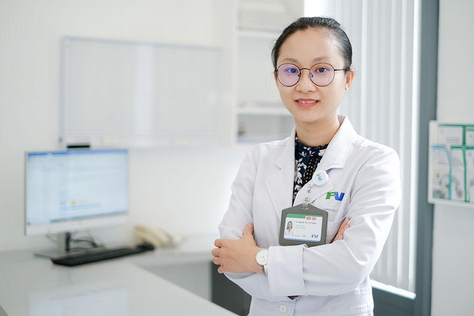 Bác sĩ Nguyễn Thị Thư Hương
